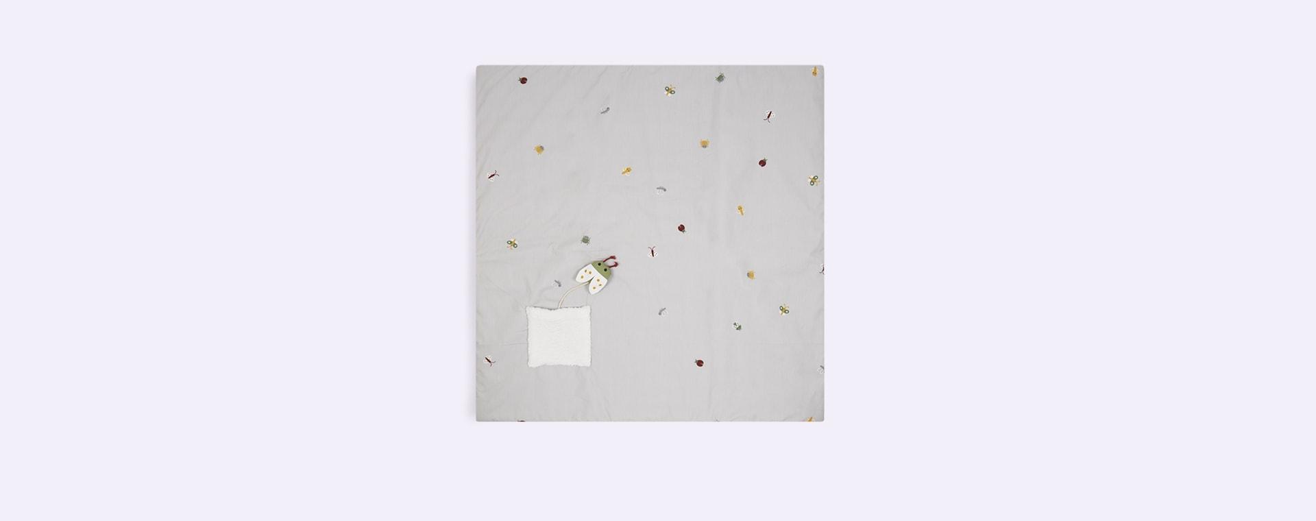Grey Franck & Fischer Pusling Bug Playmat