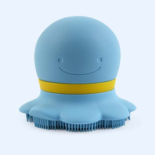 Blue Skip Hop Moby & Friends Silicone Soap Sudsy