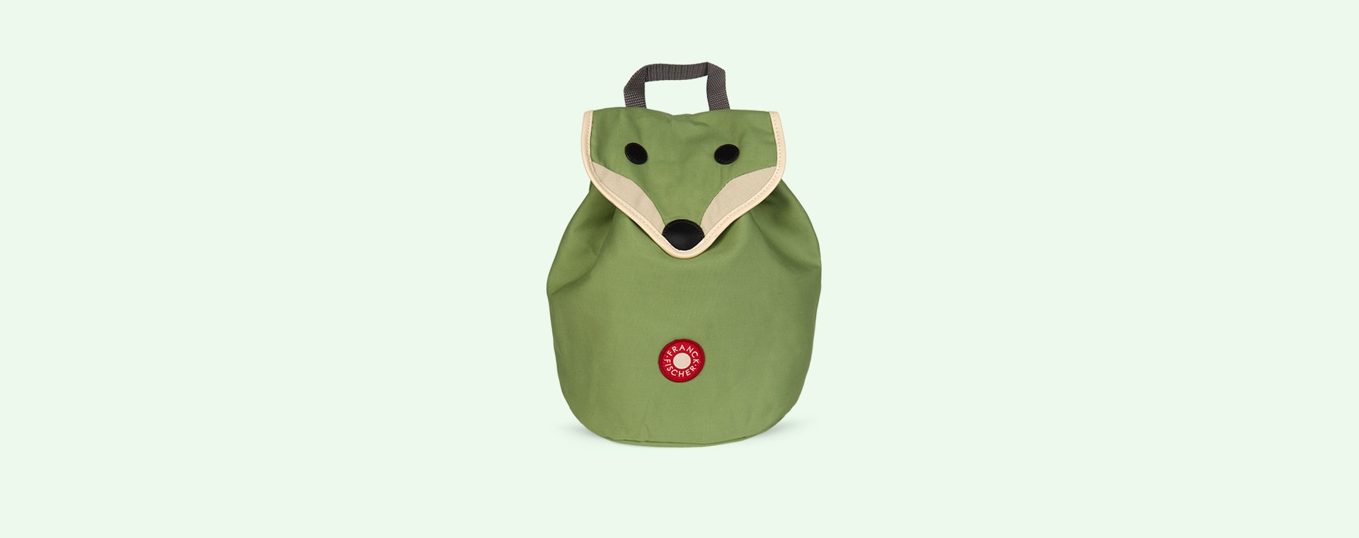 Green Franck & Fischer Hilda Fox Backpack