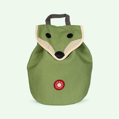 Green Franck & Fischer Hilda Fox Backpack