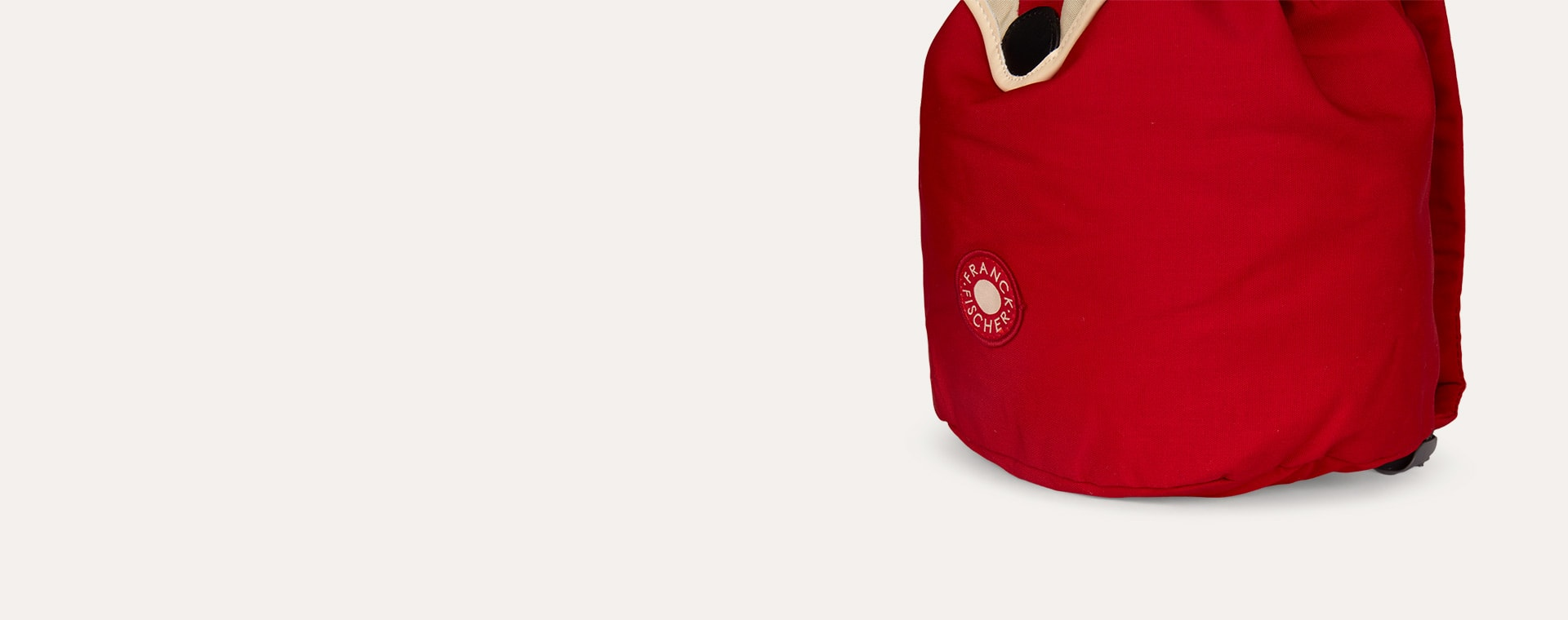 Red Franck & Fischer Hilda Fox Backpack
