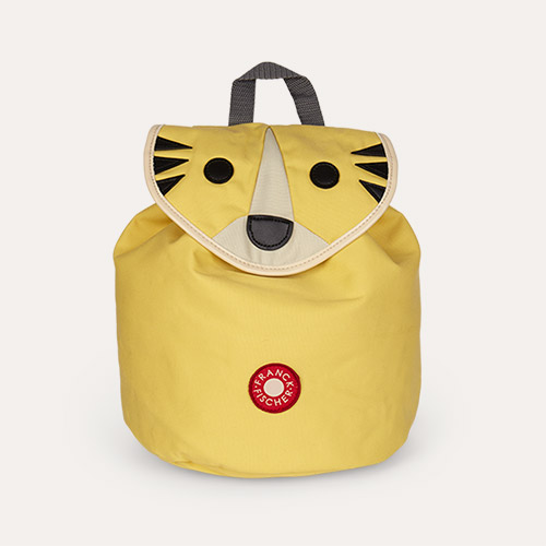 Yellow Franck & Fischer Laban Tiger Backpack