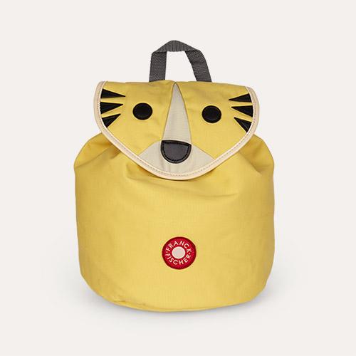Yellow Franck & Fischer Laban Tiger Backpack