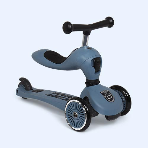 Steel Scoot & Ride Highwaykick 1