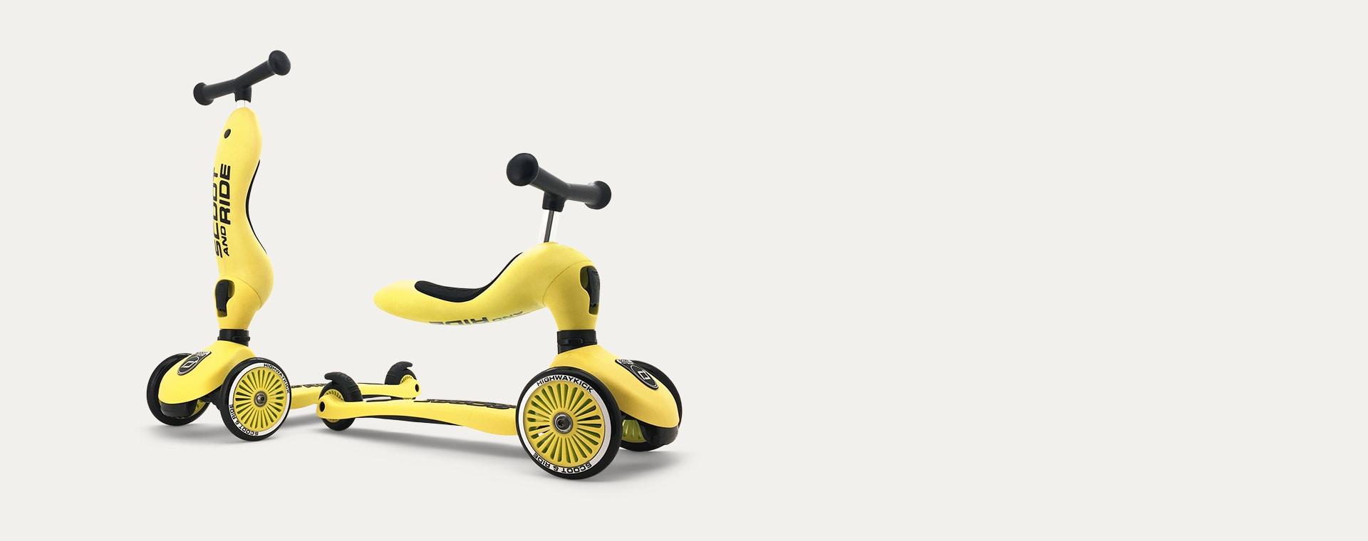 Lemon Scoot & Ride Highwaykick 1