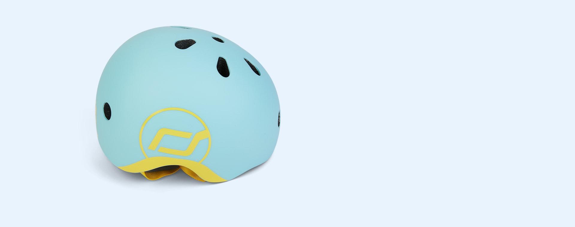 Blueberry Scoot & Ride Helmet