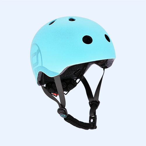Blueberry Scoot & Ride Helmet