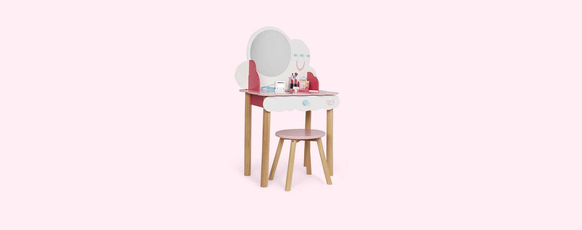 Pink Janod Dressing Table