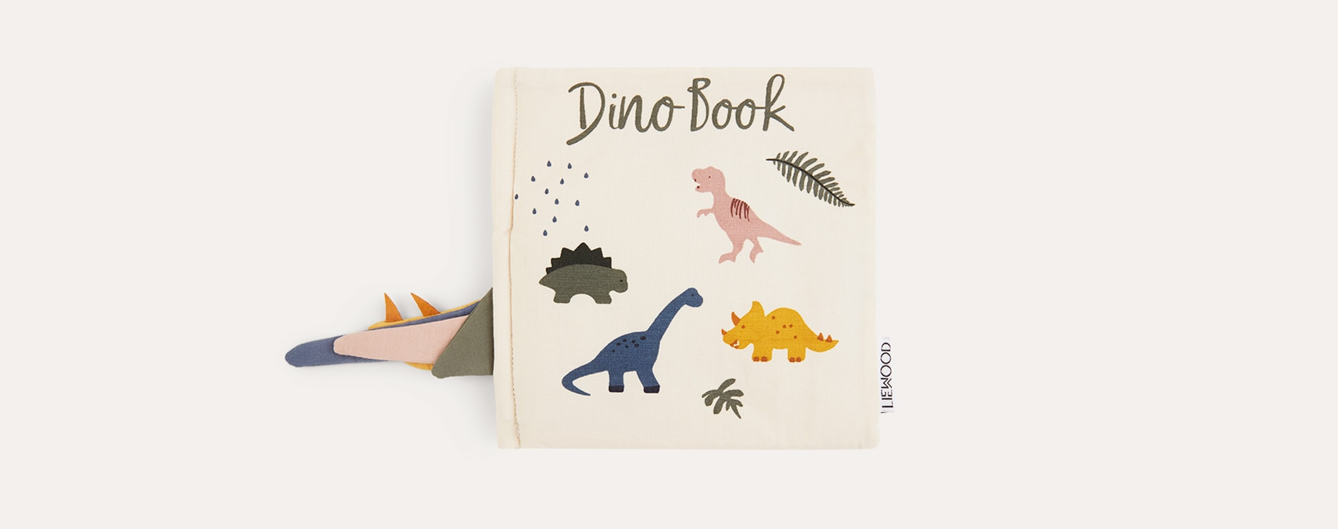 Dino Mix Liewood Dennis Dino Book