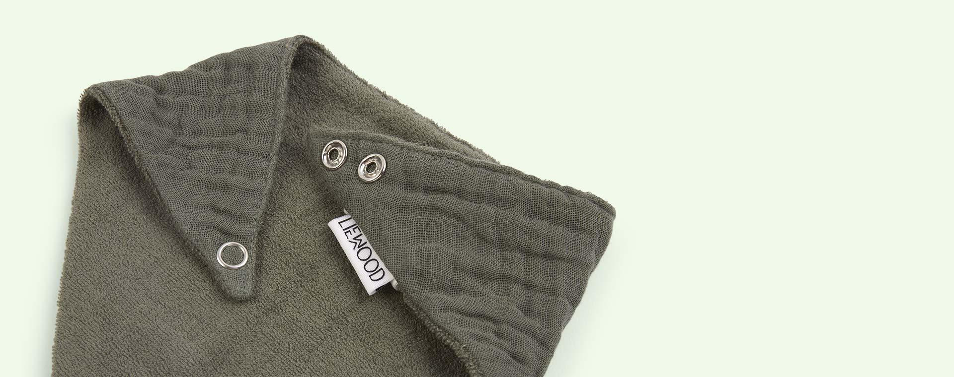 Faune Green Liewood Andrea Bib 2 Pack