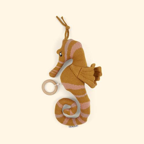 Seahorse/Mustard Liewood Angela Music Mobile