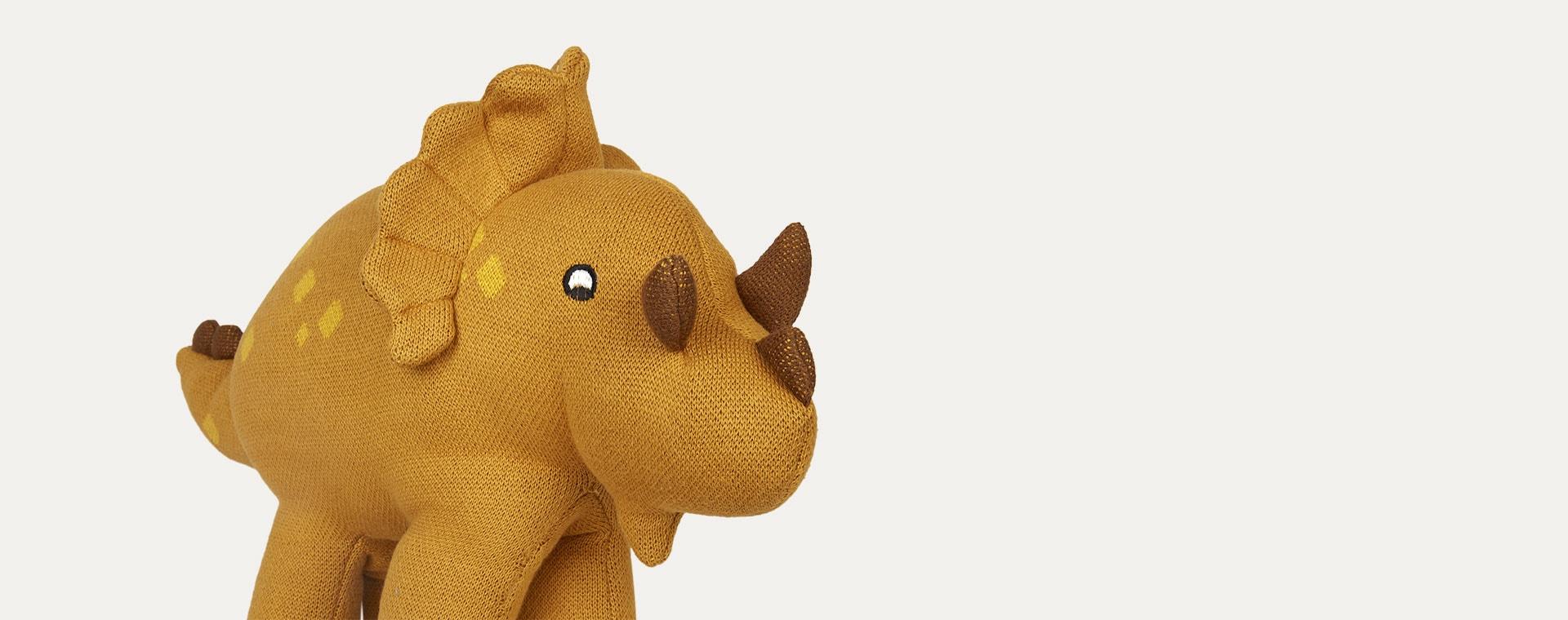Tricera Liewood Dino Knit Teddy