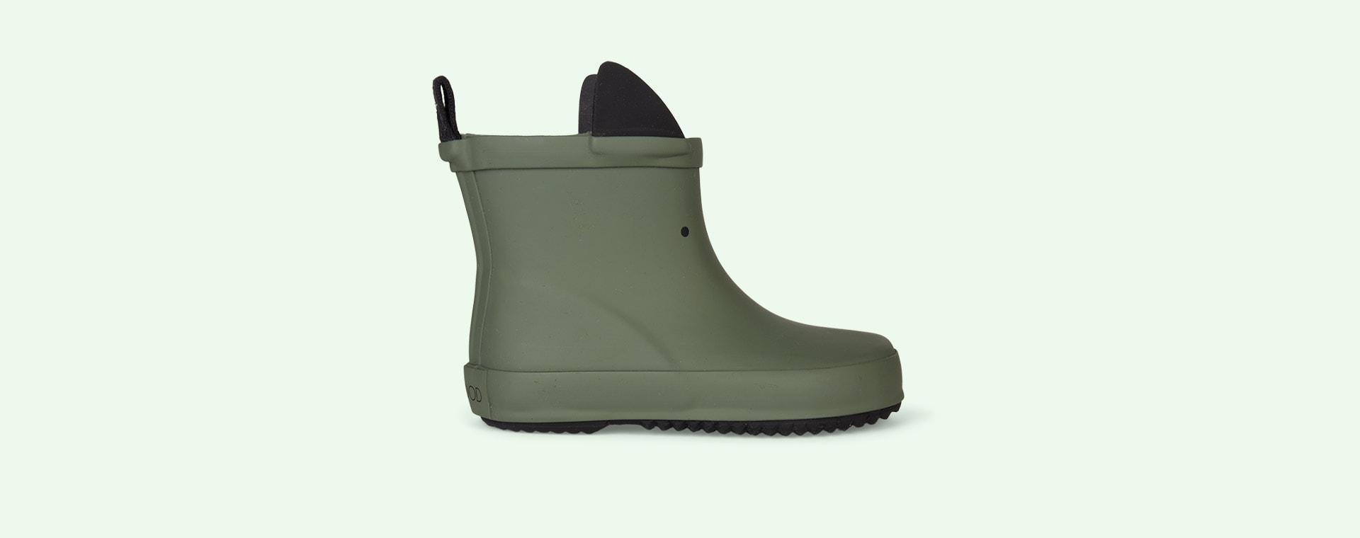Rabbit Faune Green Liewood Tobi Rain Boot