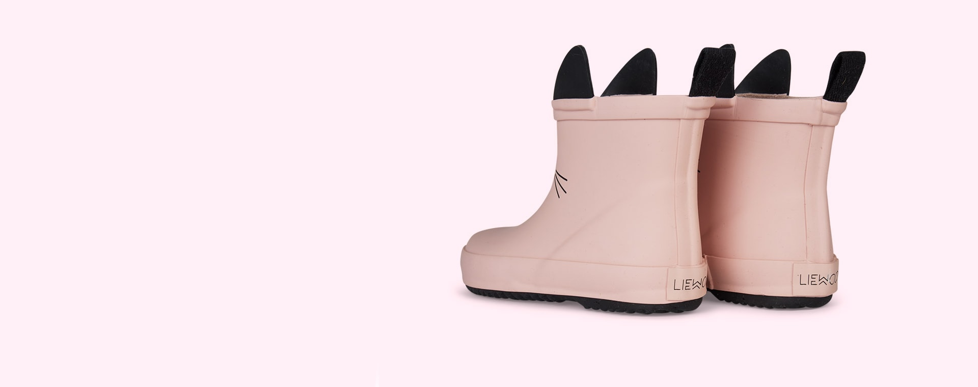 Cat Rose Liewood Tobi Rain Boot