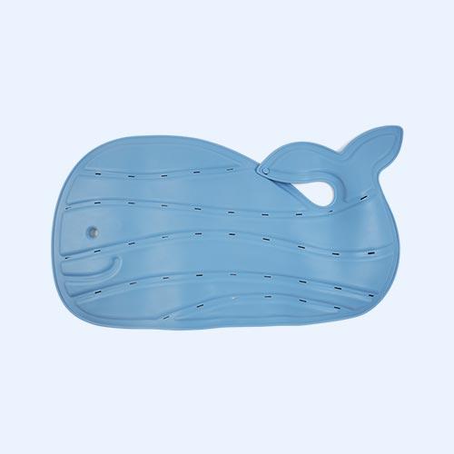 Blue Skip Hop Moby Bath Mat
