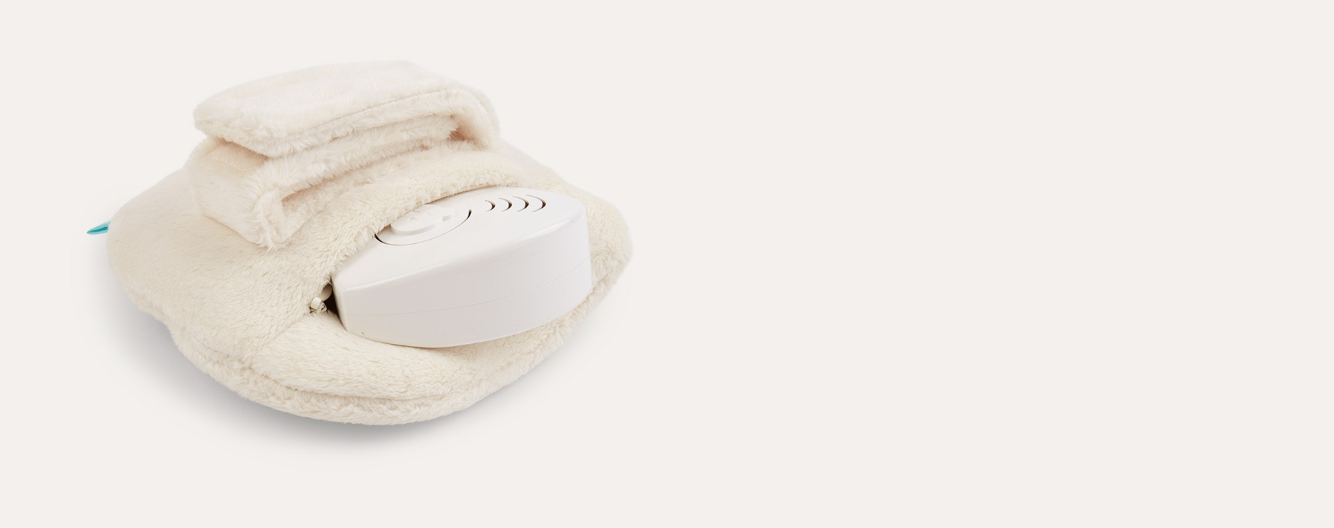 Cream myHummy Mini With Basic Heart