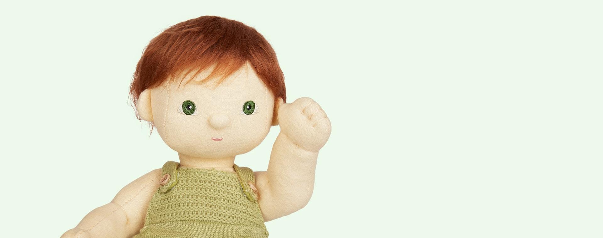 Pumpkin Olli Ella Dinkum Doll