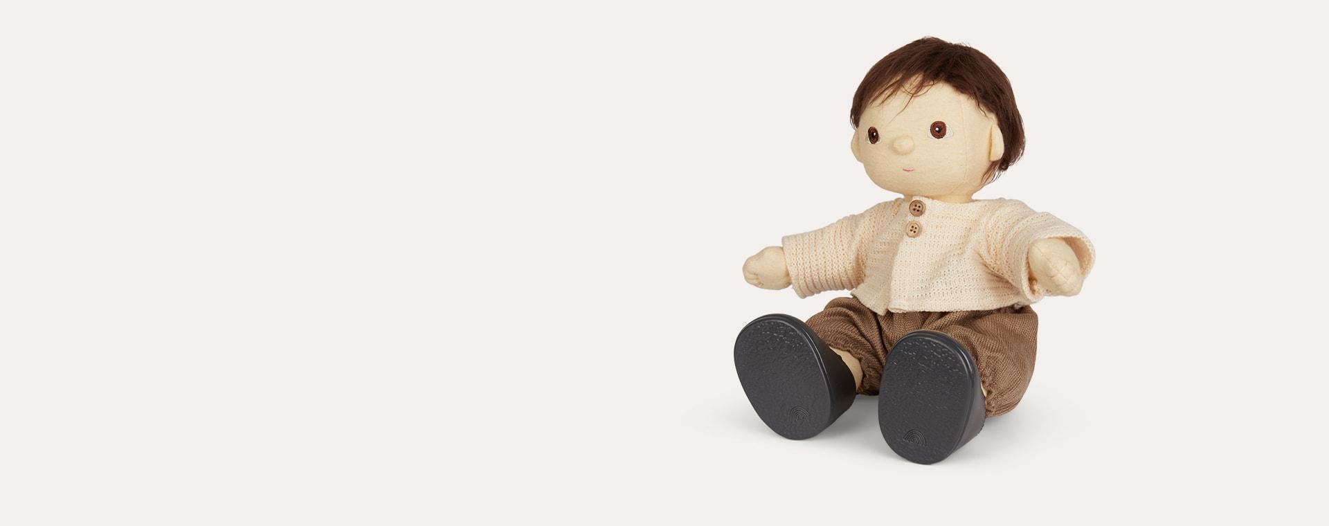 Rust Olli Ella Dinkum Doll Travel Togs