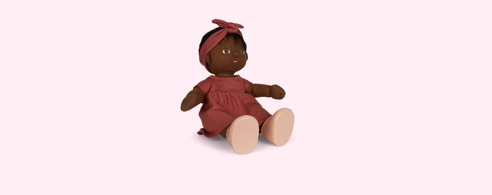 Rose Olli Ella Dinkum Doll Travel Togs