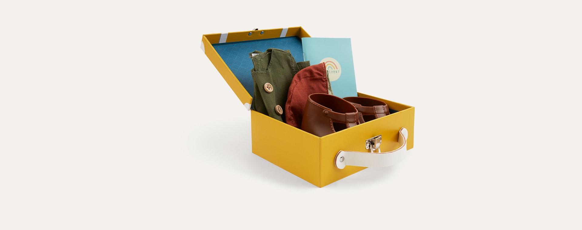 Mustard Olli Ella Dinkum Doll Travel Togs