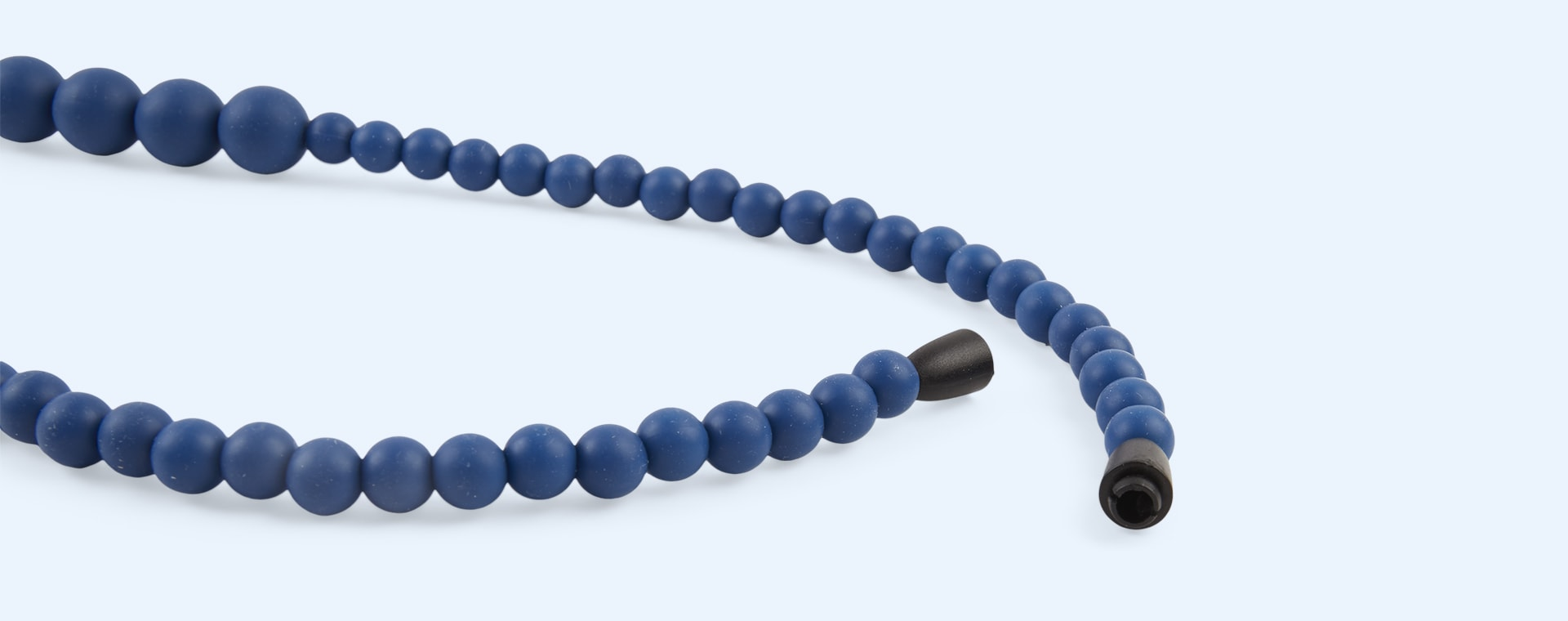 Sapphire Nibbling Kew Necklace