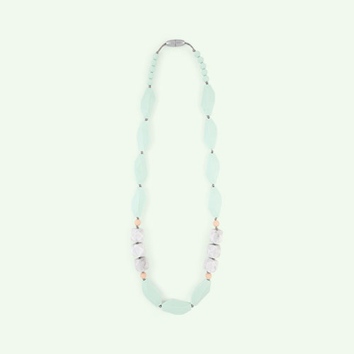 Mint Nibbling Brighton Teething Necklace