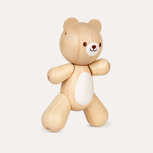 Neutral Plan Toys Bear