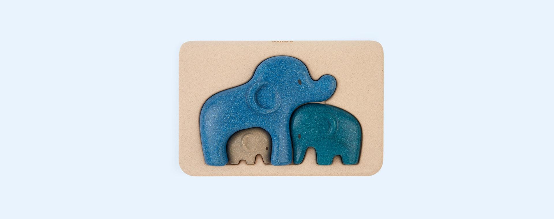Elephant Plan Toys Puzzle