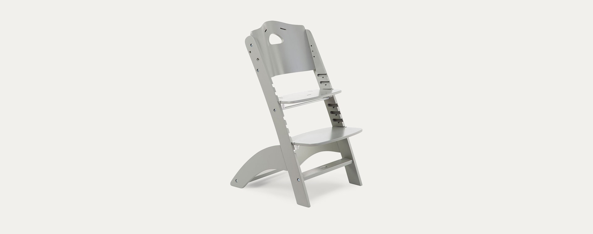 Stone Grey Childhome Baby Grow Chair Lambda 3