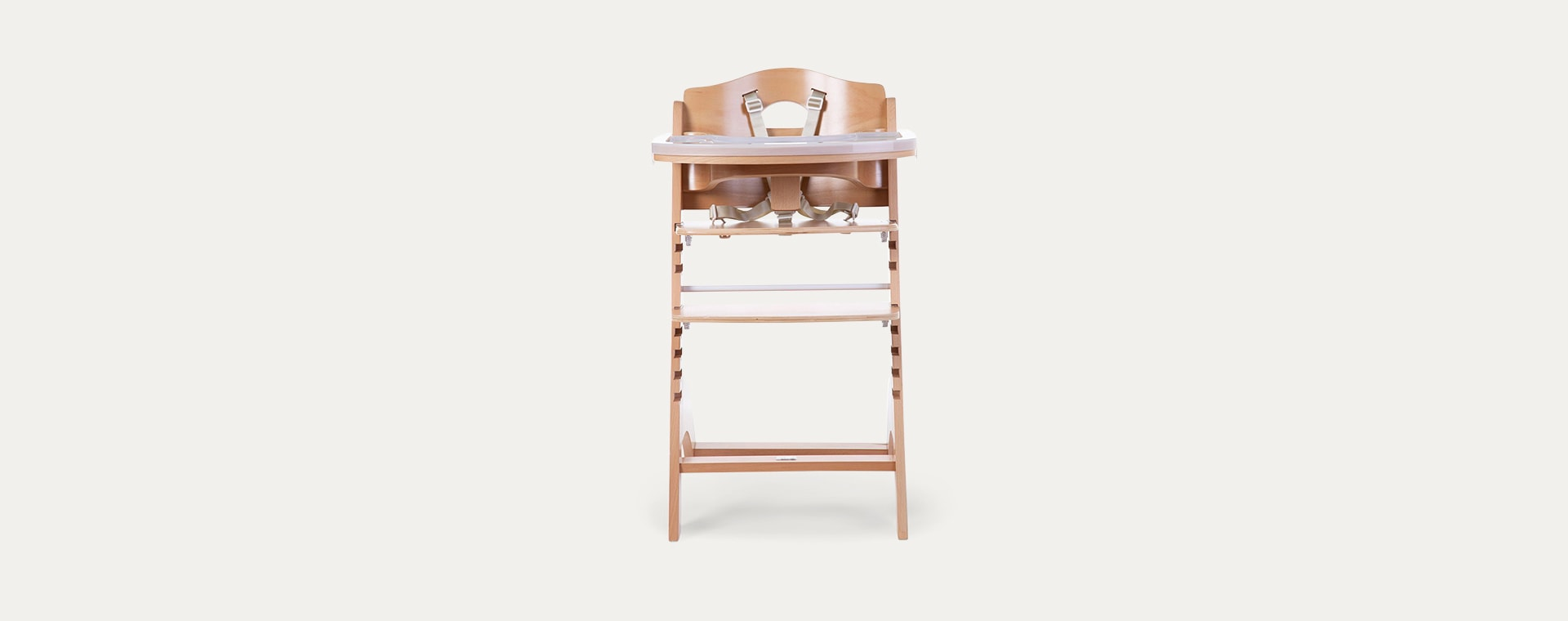 Wooden Childhome Baby Grow Chair Lambda 3