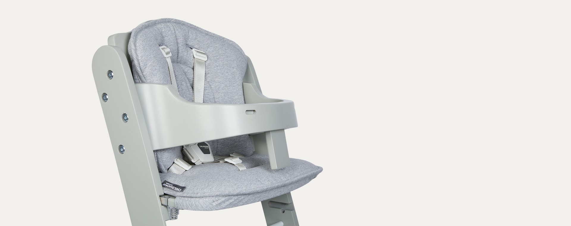 Grey Childhome Baby Grow Chair Cushion