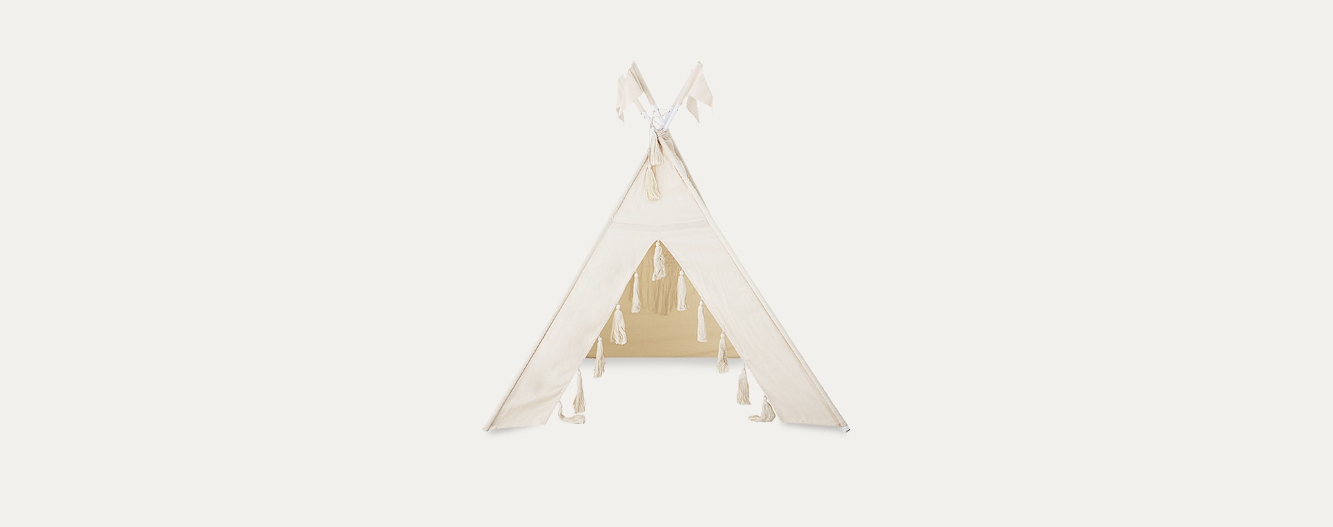 Cream Bloomingville Children's Tipi