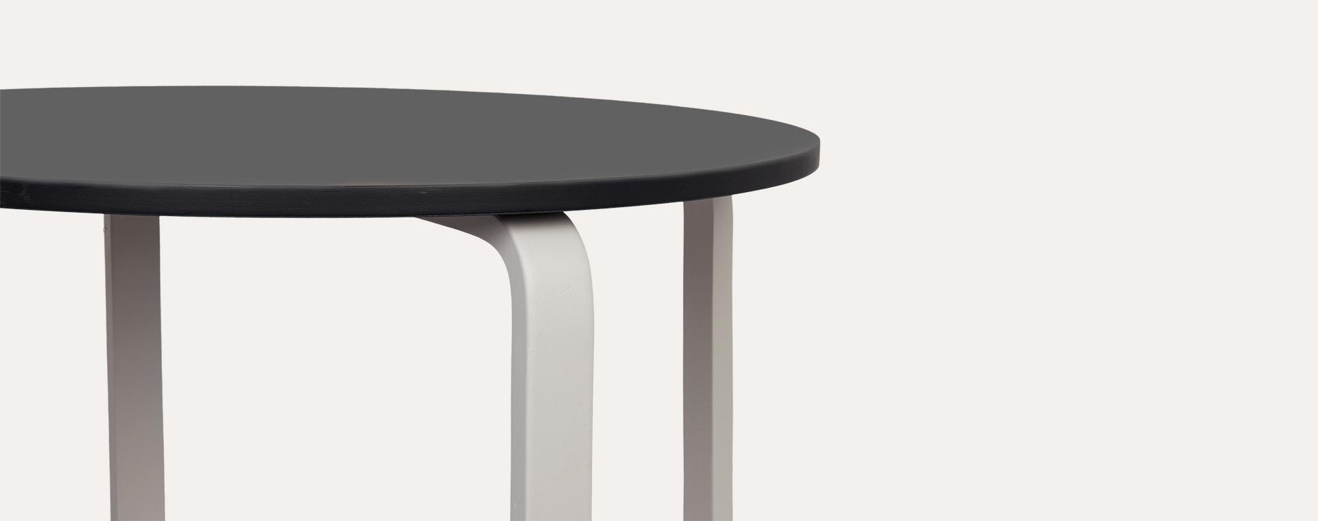 Black Bloomingville Table