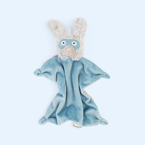 Grey Bloomingville Superhero Bunny Comforter