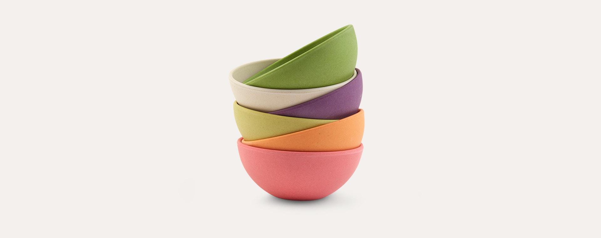Rainbow Zuperzozial Mini Bowls Set Of 6