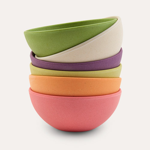 Rainbow Zuperzozial Mini Bowls Set Of 6