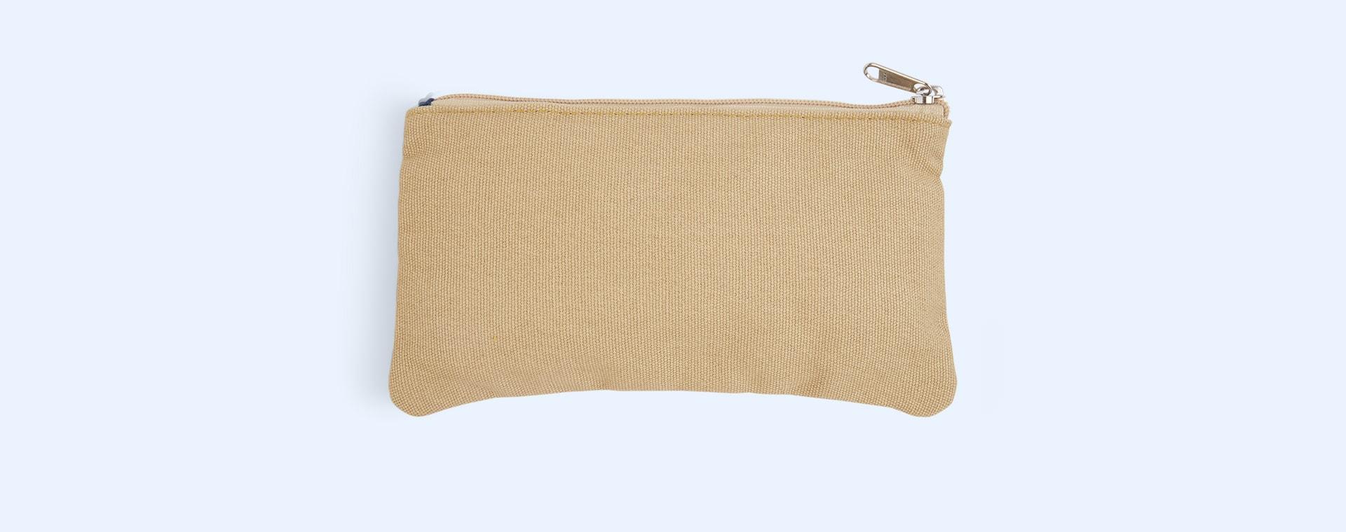 Navy & Beige Blafre Pencil Case