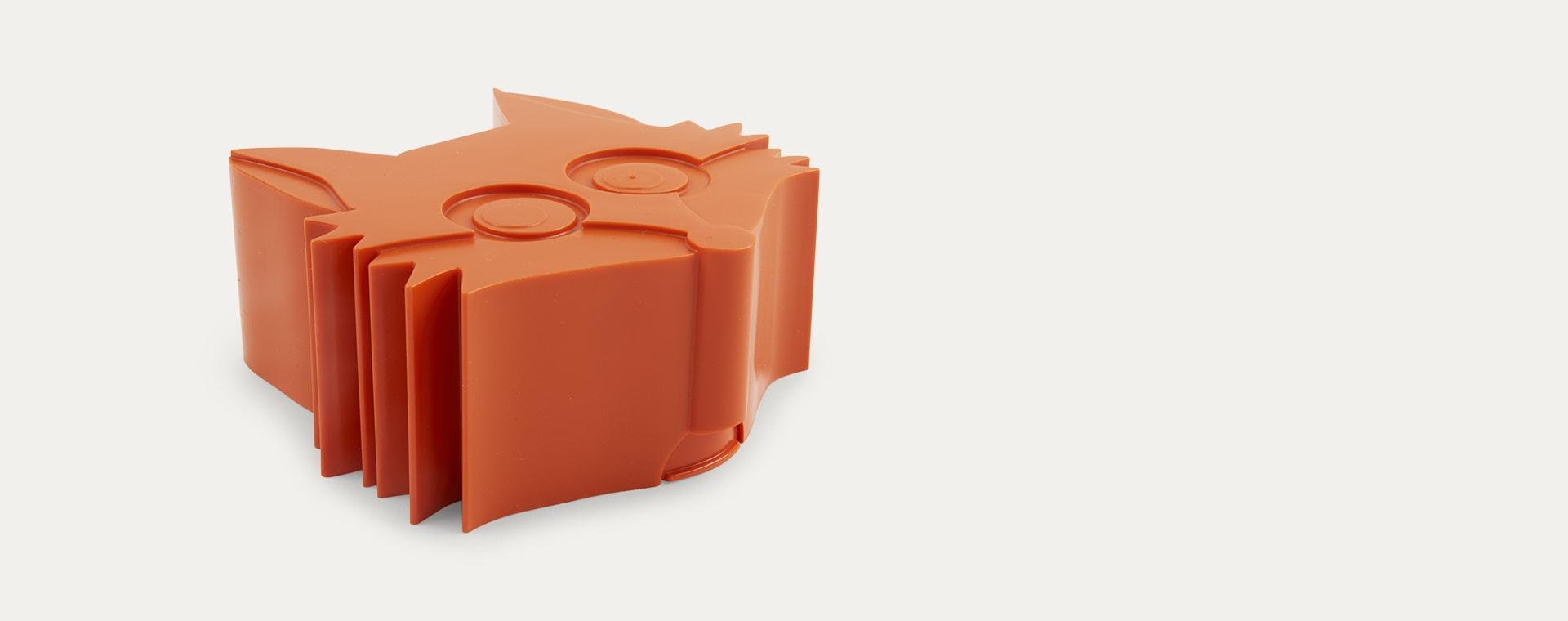 Orange Fox Blafre Snack Box