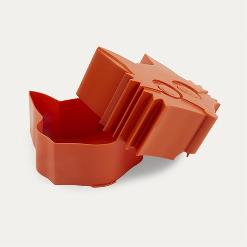 Orange Fox Blafre Snack Box