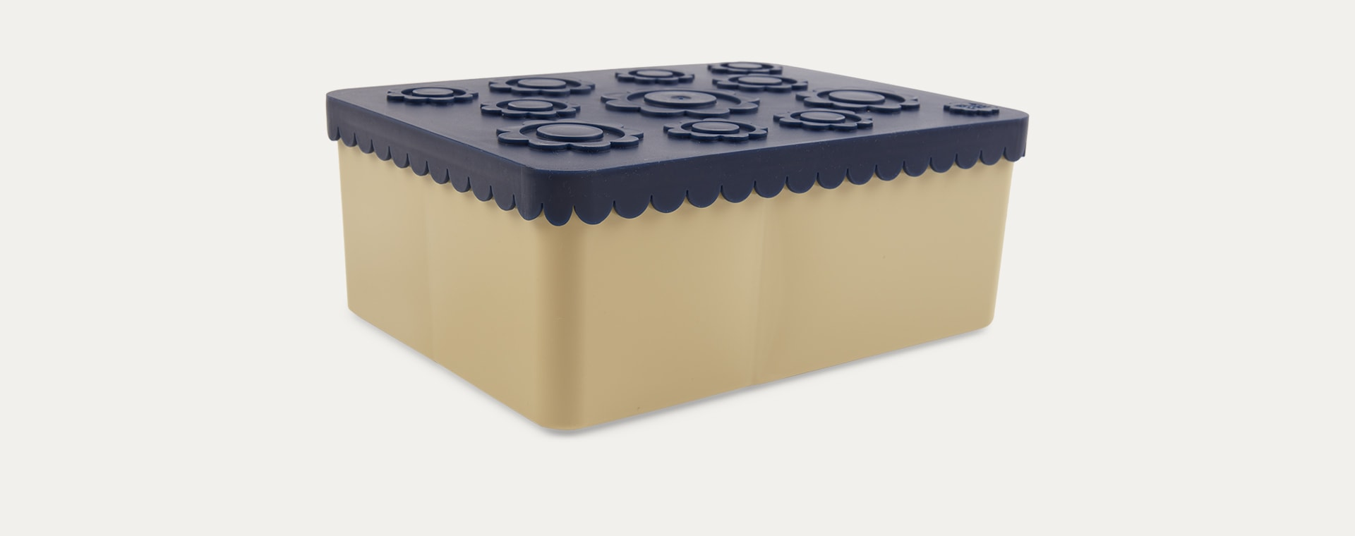 Navy & Beige Blafre Lunchbox