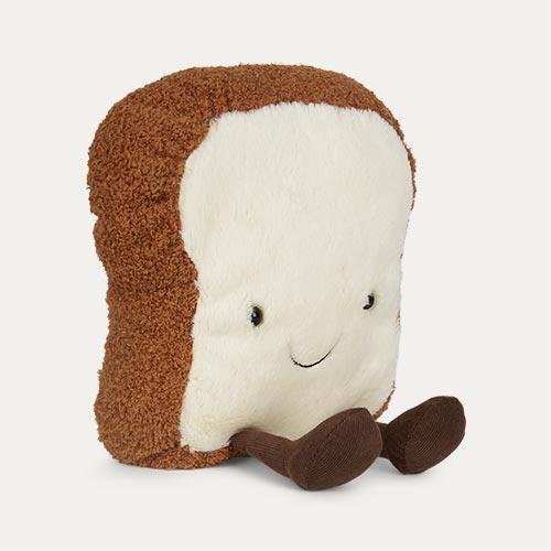 Cream Jellycat Amuseable Toast