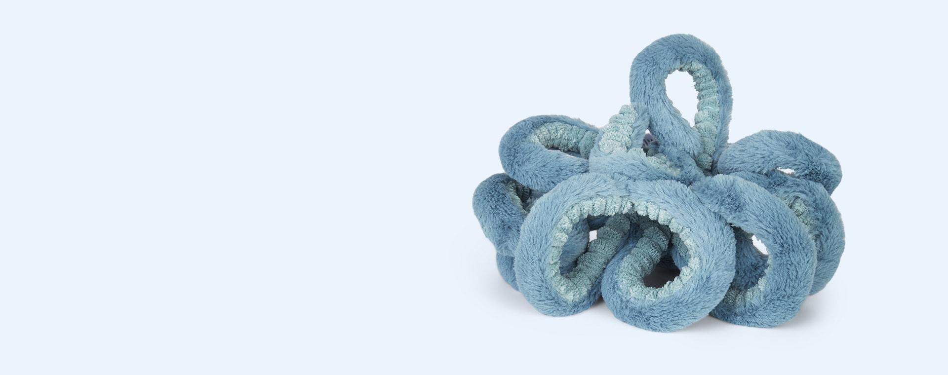 Blue Jellycat Sol Squid