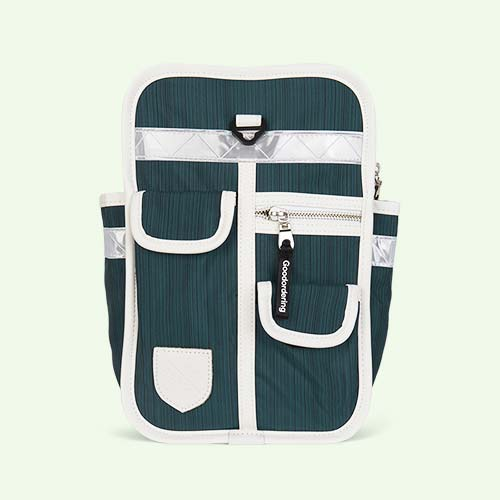 Green Good Ordering Mini Backpack