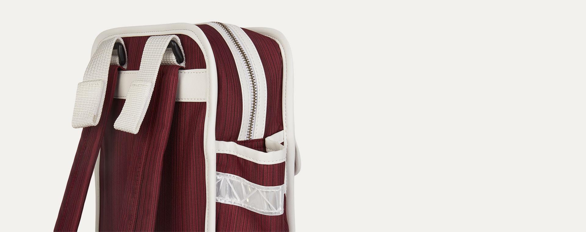 Maroon Good Ordering Mini Backpack