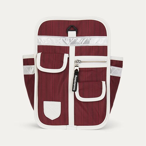 Maroon Good Ordering Mini Backpack
