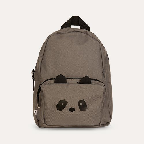 Panda Stone Grey Liewood Saxo Mini Backpack