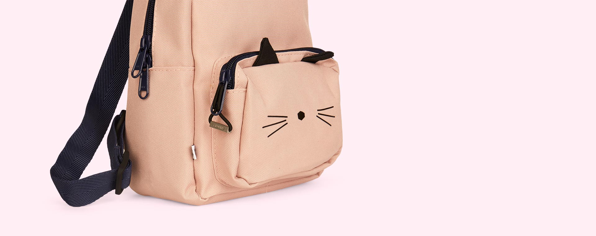 Cat Rose Liewood Saxo Mini Backpack