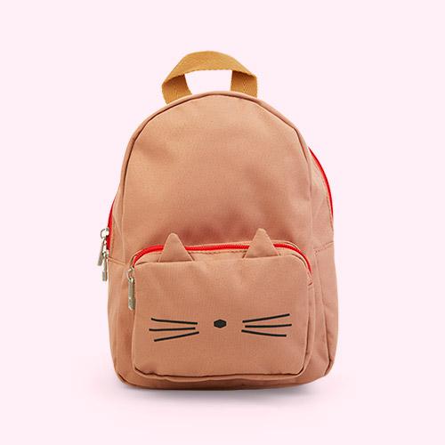 Cat Tuscany Rose Liewood Saxo Mini Backpack
