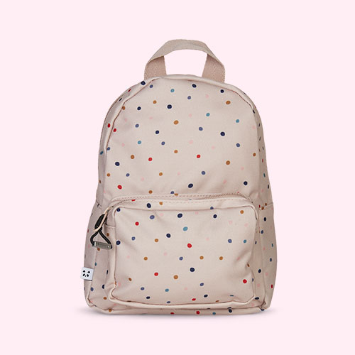 Confetti Mix Liewood Saxo Mini Backpack