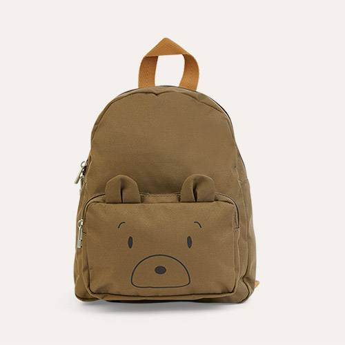 Mr Bear Khaki Liewood Allan Backpack